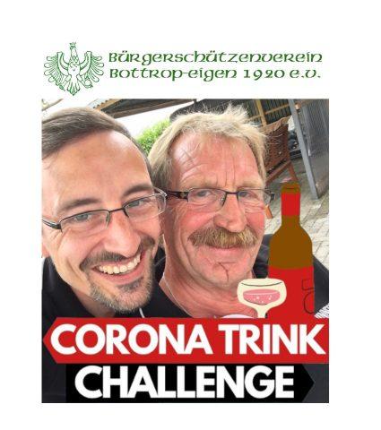 Corona-Trink-Challenge
